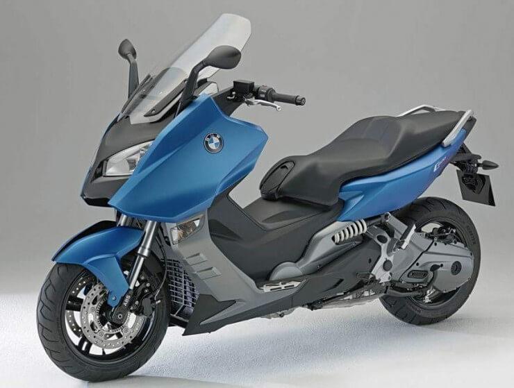 BMW predstavio C 600 Sport i C 650 GT