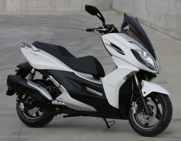 Kymco K-XCT 300