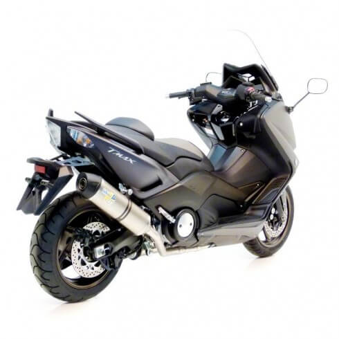 LeoVince SBK LV One EVO II for Yamaha T-Max 530 (2012)