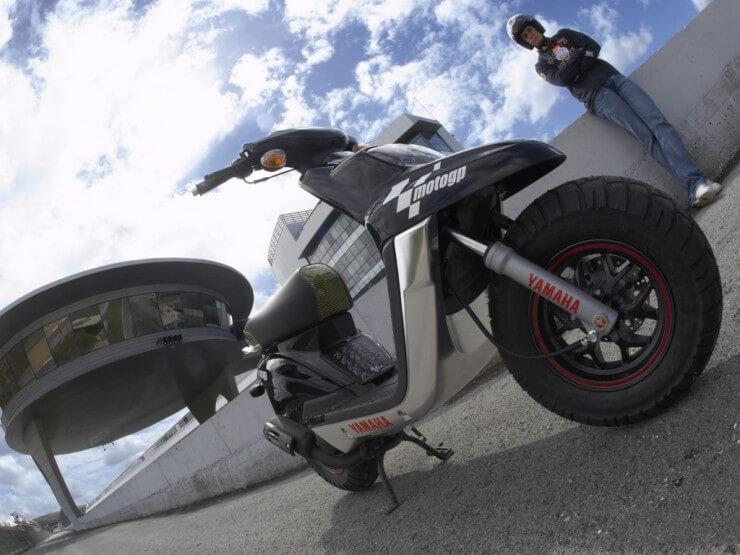 Cjenik skutera i motocikala 2012.