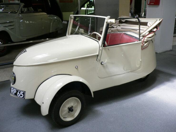 Peugeot VLV Electric 1941.-1945.