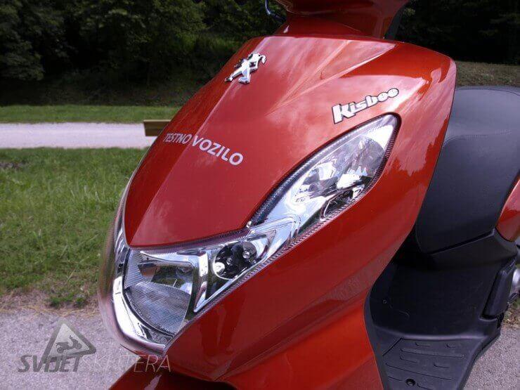Test Peugeot Kisbee 50 4T