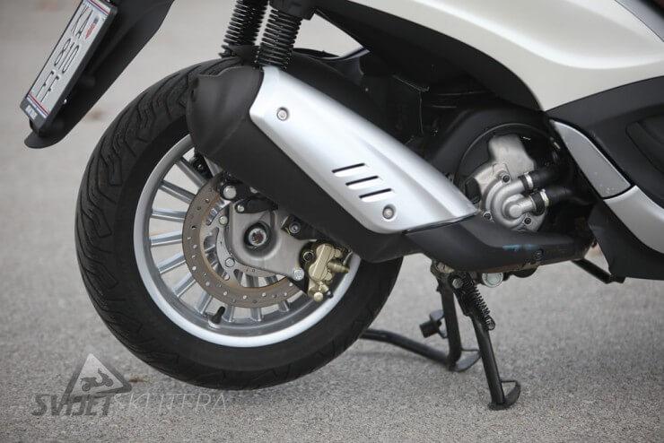 ABS obavezan na motociklima od 2017.