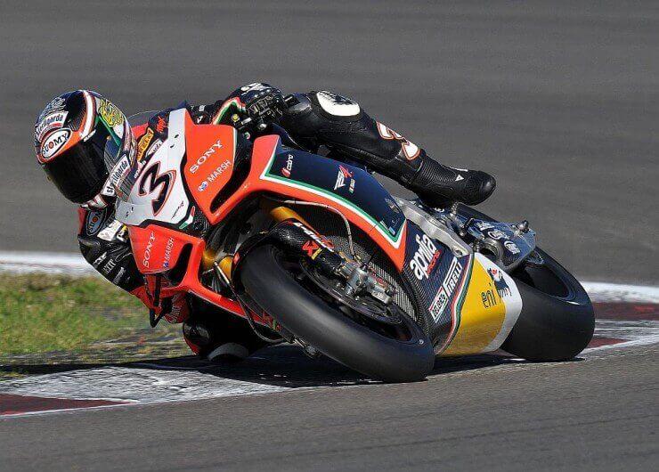 Max Biaggi odlazi iz sportskog motociklizma