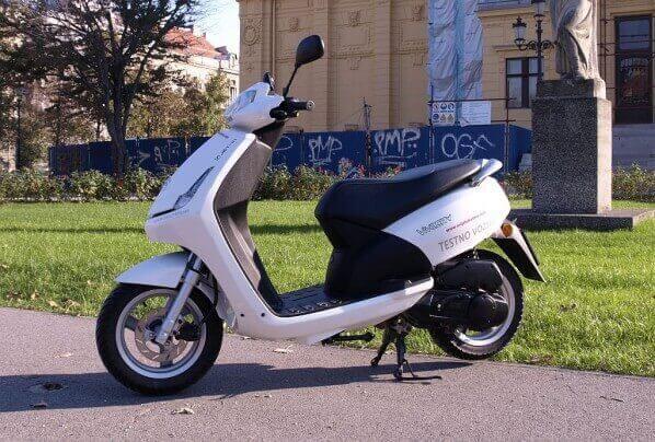 Peugeot Vivacity 3