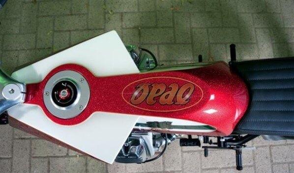 Moto Guzzi V50 05