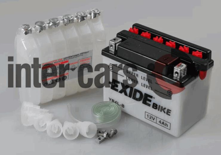 EXIDE BIKE: Akumulatori za skutere i motocikle