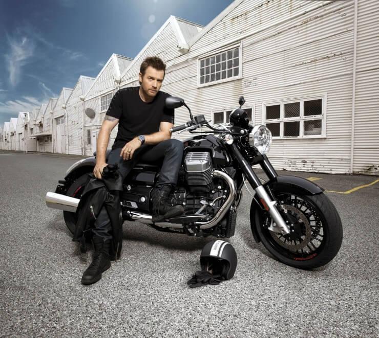Ewan McGregor novo je zaštitno lice modela Moto Guzzi California 1400