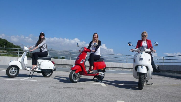 MOTO LIVE TOUR PIAGGIO GRUPE za dva dana u Zagrebu!