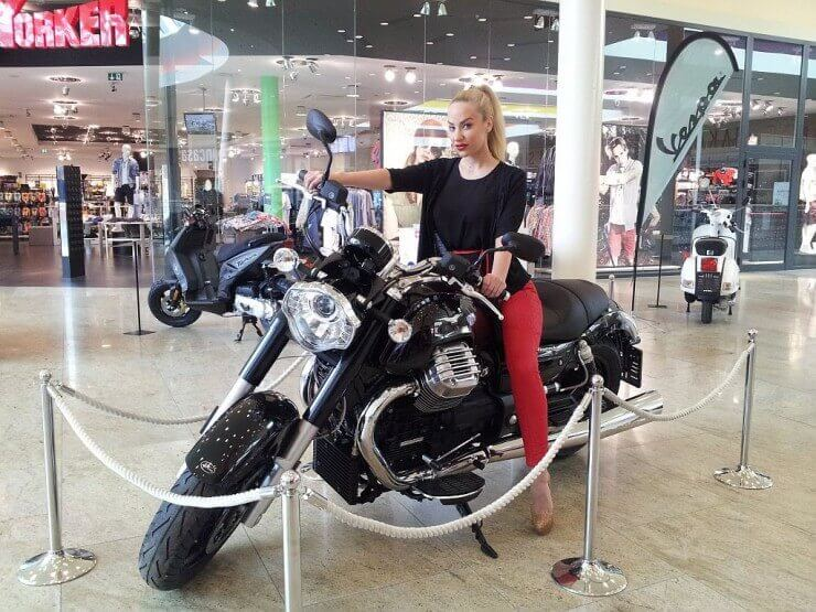 Moto Mondo na GARAGE AUTO SHOW 2013