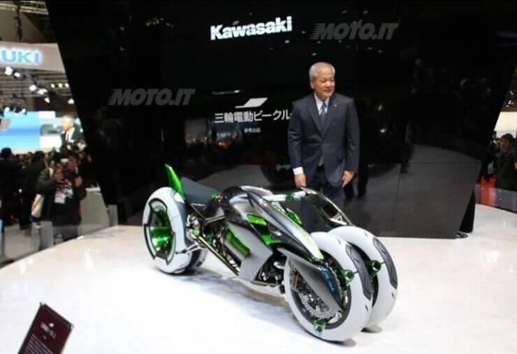 Kawasaki Concept J predstavljen u Tokiju