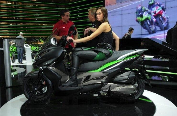 Stiže nam još Kawasakijevih skutera?