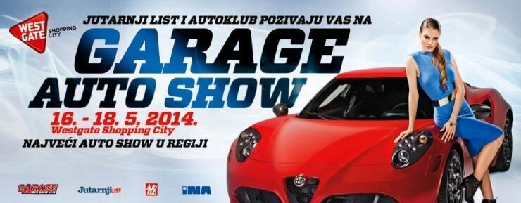 GARAGE AUTO SHOW 2014