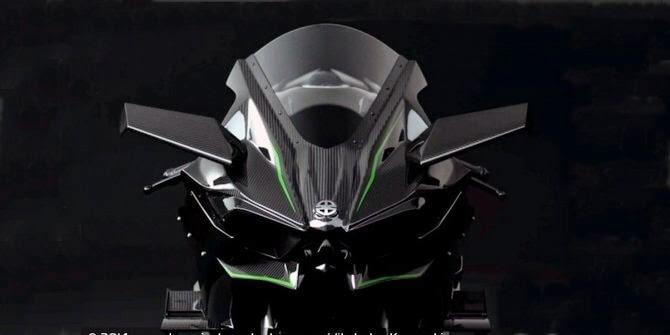Kawasaki Ninja H2R Supercharged