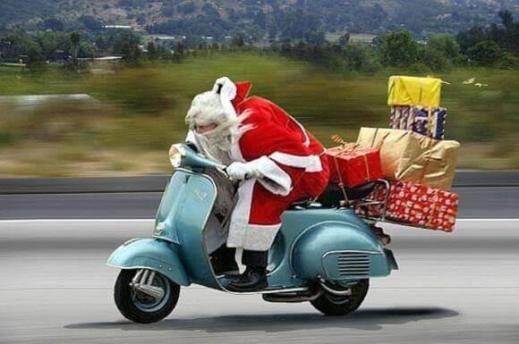 Božić je uranio – stigle su nove cijene Piaggio skutera