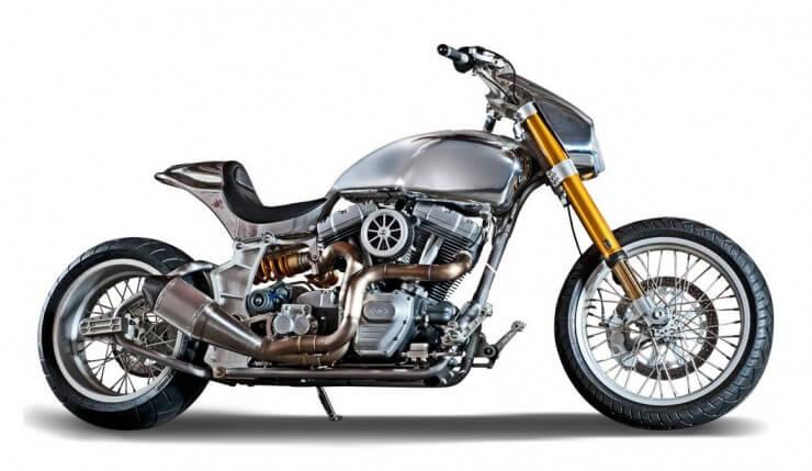 KRGT-1 – motor Keanua Reevesa