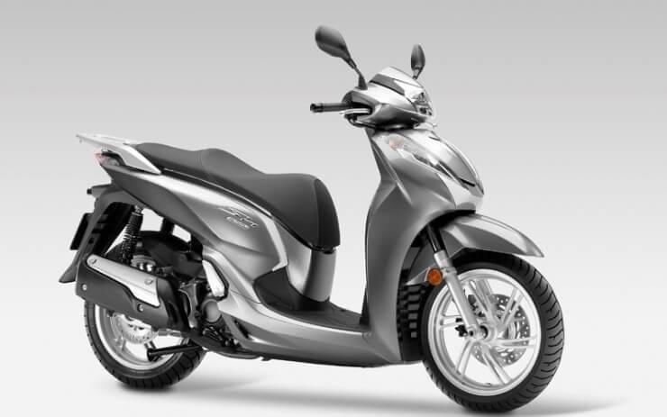Honda SH 300i 2015 – prvi Euro 4 skuter