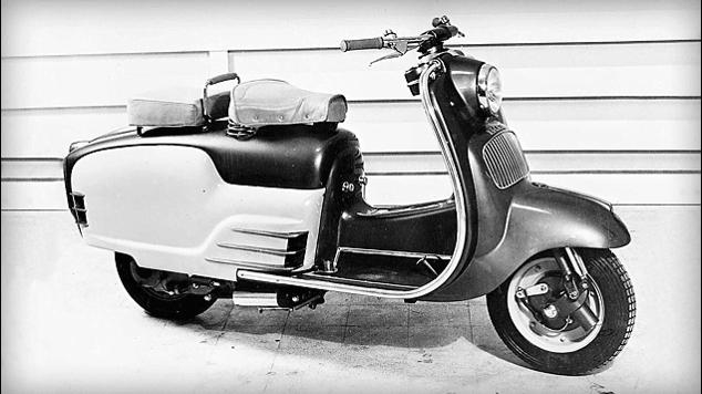Ducati bi mogao predstaviti skuter?