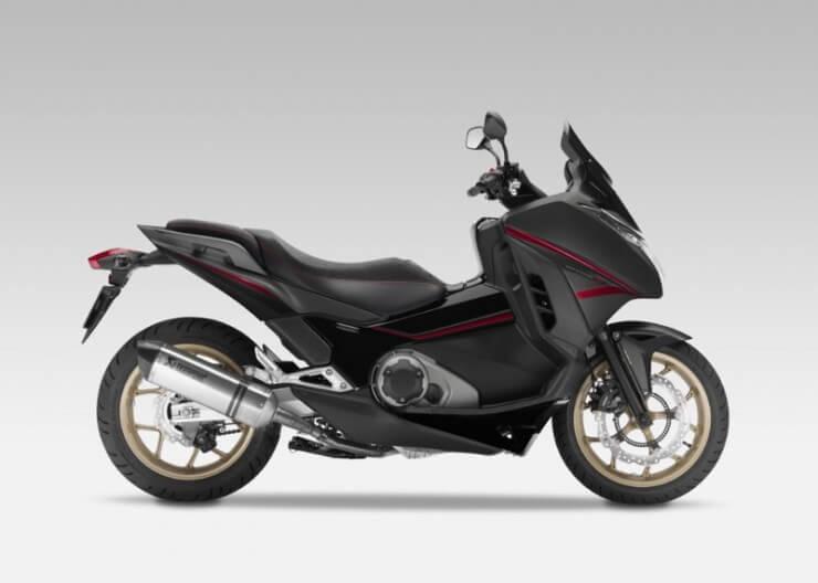 Honda Integra 750 S Sport
