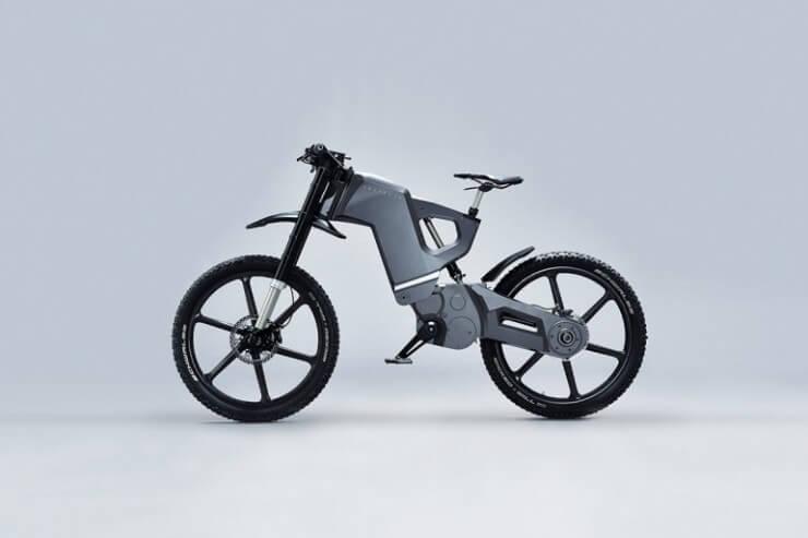 Električni bicikl naravi skutera po cijeni Passata