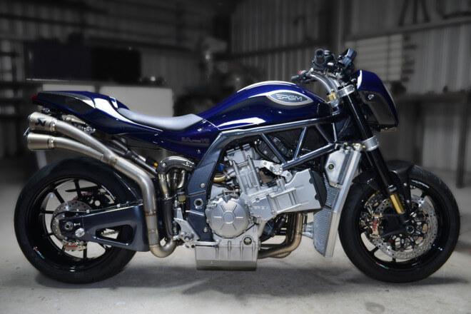 PGM V8 super-motor iz Australije