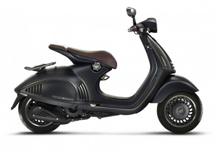 Giorgio Armani & Vespa Limited Edition 946