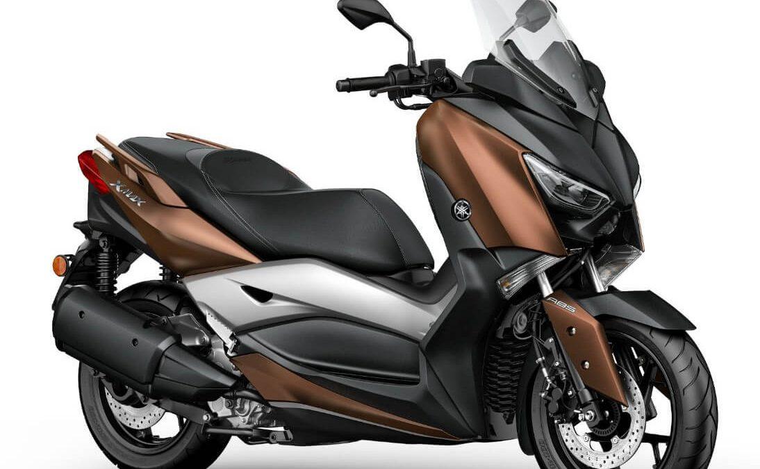 Stiže nova Yamaha X-Max 300